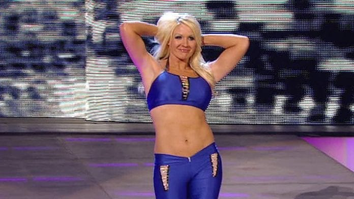 Jillian Hall WWE Diva