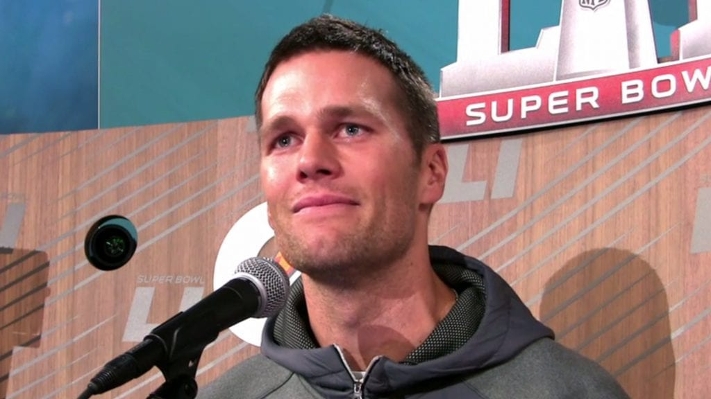 93560af4 How Tom Brady Became an Icon Through Trials, Triumph and Time