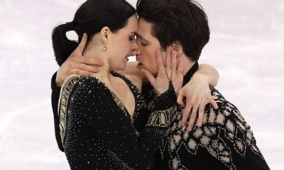 Figure skating pair