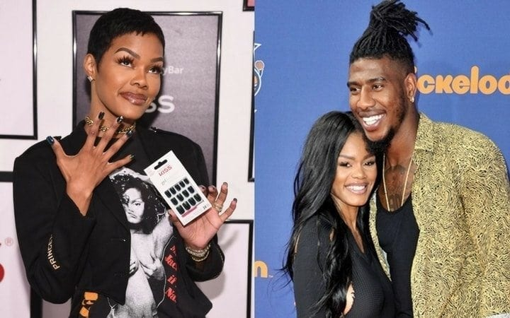 nba wives teyana taylor
