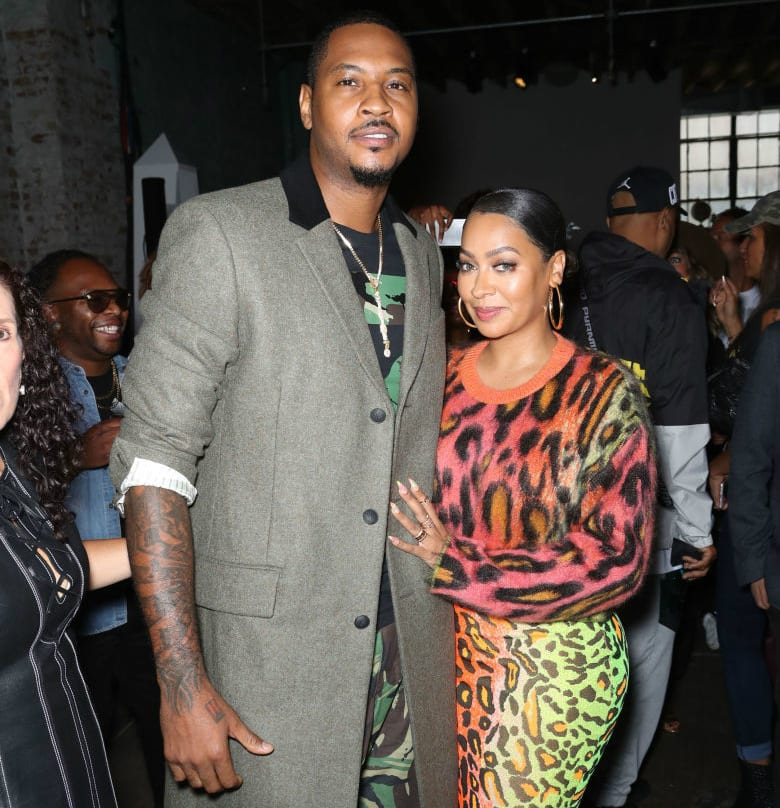 Players wives famous nba with Top 10
