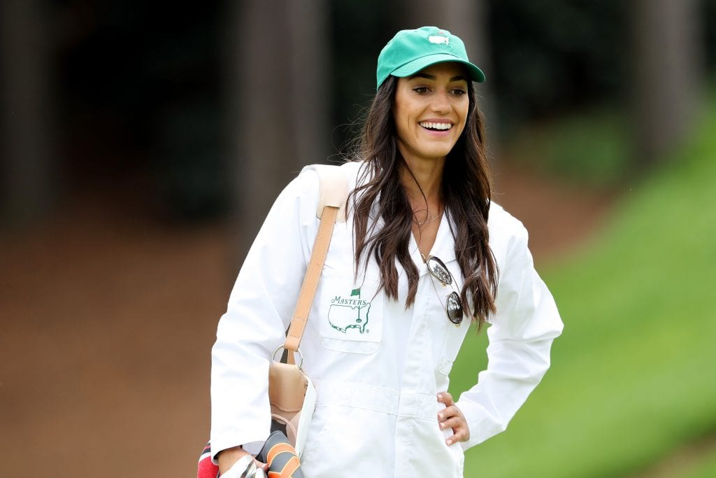 Allison Stokke, girlfriend of Rickie Fowler of the United States