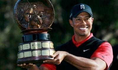 Tiger Woods Found Groove
