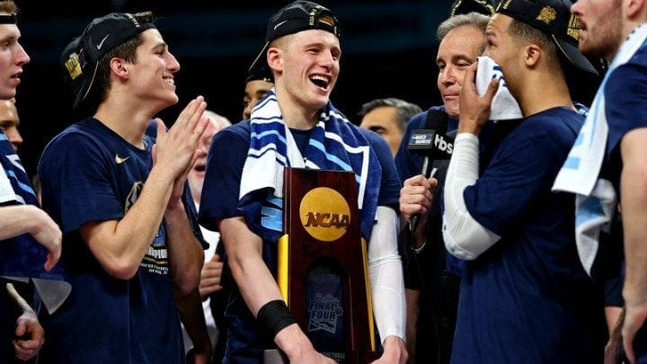 fc45e2b8f04 LeBron Says Donte DiVincenzo Boosts His NBA Stock After NCAA Game