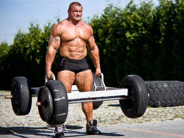 33 Enormous Athletes That Terrify Everyone | Page 6 of 36