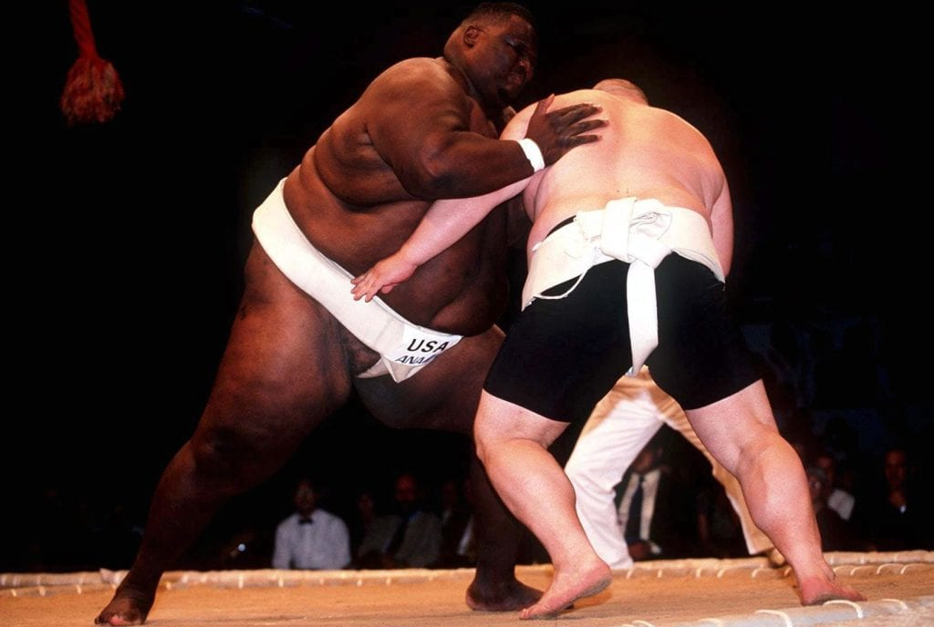 Emmanuel Yarbrough; SUMO: EM 1997 in Riesa, 13.09.97