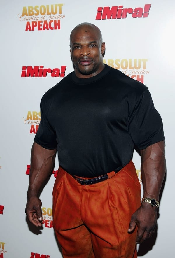 ronnie coleman strong muscle