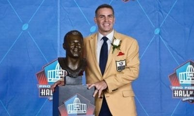 Kurt Warner Hall Of Famer