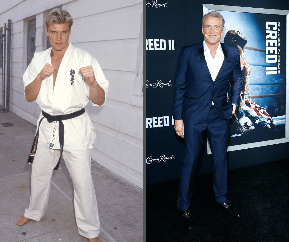 "Dolph Lundgren attends ""Creed II"" New York Premiere at AMC Loews Lincoln Square on November 14, 2018 in New York City. (Photo by John Lamparski/Getty Images)"