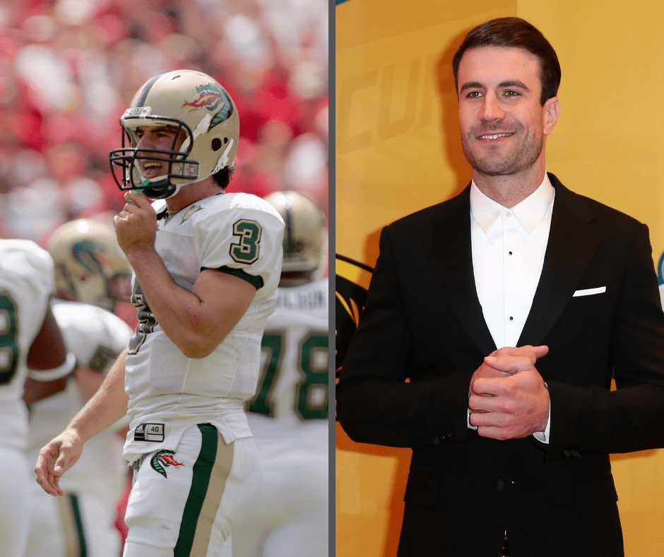 Sam Hunt: Famous Actors Who Also Starred As Athletes