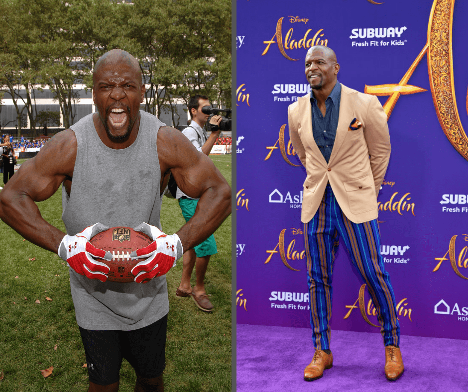 "Terry Crews attends the premiere of Disney's ""Aladdin"" at El Capitan Theatre on May 21, 2019 in Los Angeles, California. (Photo by Rodin Eckenroth/WireImage,)"