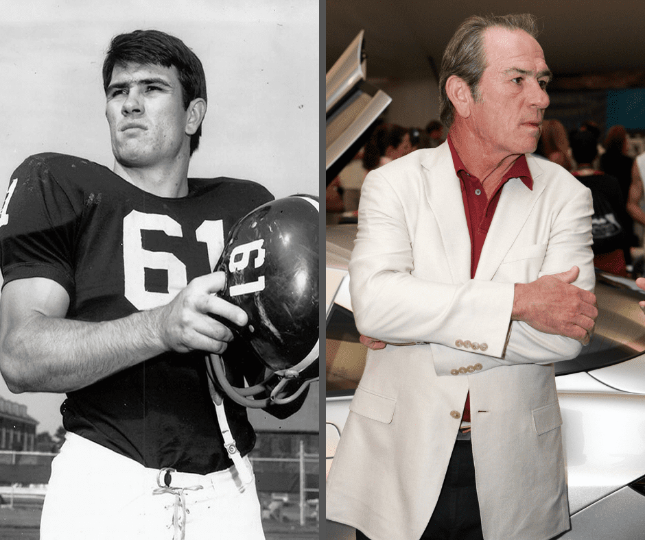86d33d24 Famous Actors Who Also Starred as Athletes | Tie Breaker