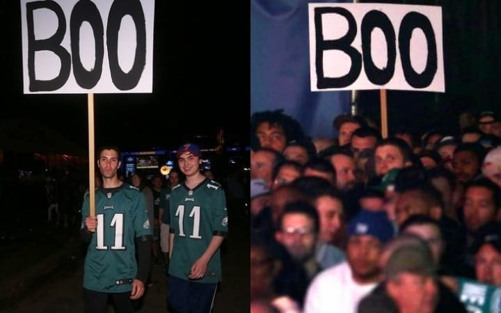 808ca1e76 Finding The NFL s Funniest Signs