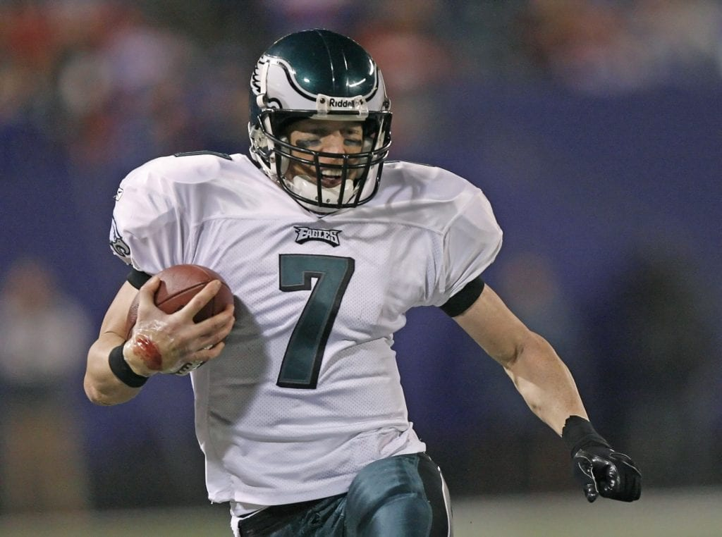 Philadelphia Eagles vs New York Giants - December 17, 2006