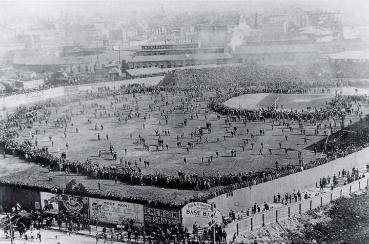 First World Series, Wikimedia Commons