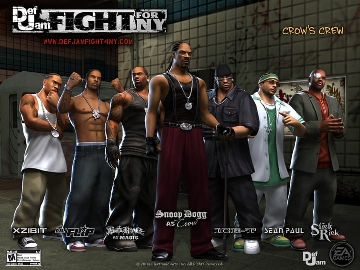 def jam fight for ny video game