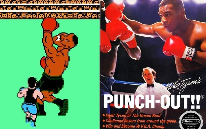 mike tyson punch out video game