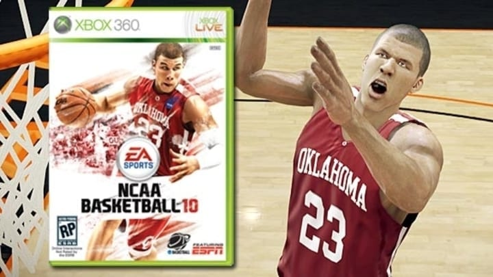 ncaa basketball 2010 blake griffin