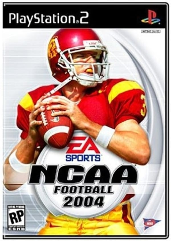 ncaa football 2004 video game