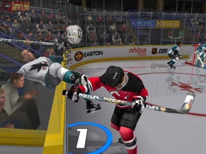 nhl hitz 2002 video game