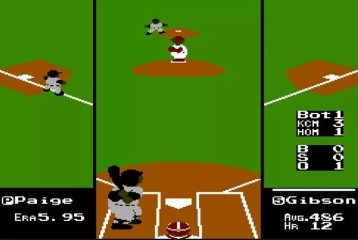 rbi baseball video game