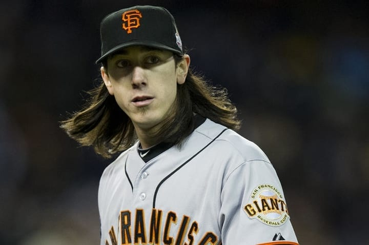 tim lincecum in n out burger
