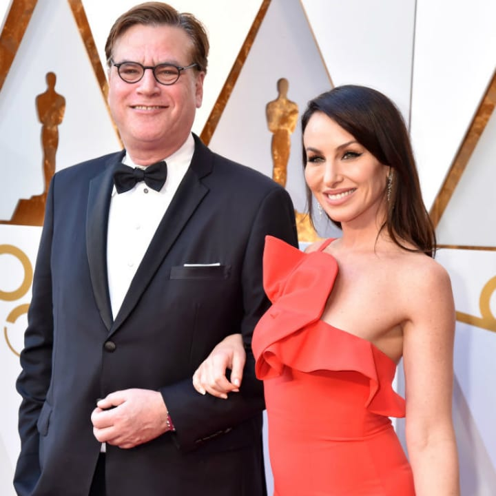 Aaron Sorkin and Molly Bloom