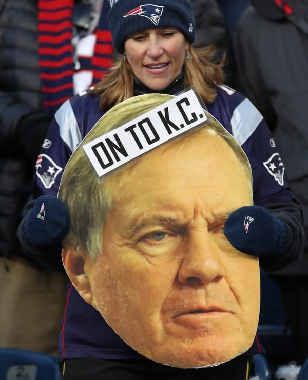 bill belichick sign on to kansas city