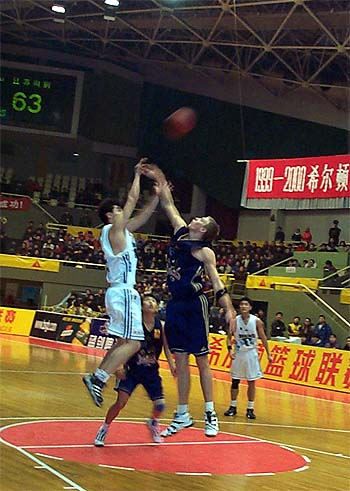 Chris Anderson China
