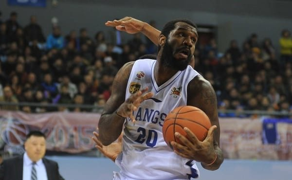 Greg Oden China