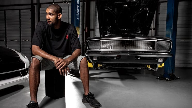Tim Duncan auto body shop