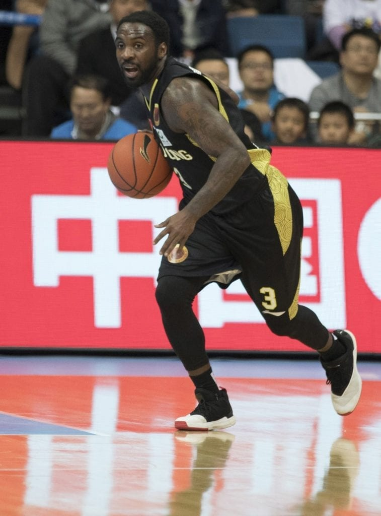 Ty Lawson Chinese Basketball Association