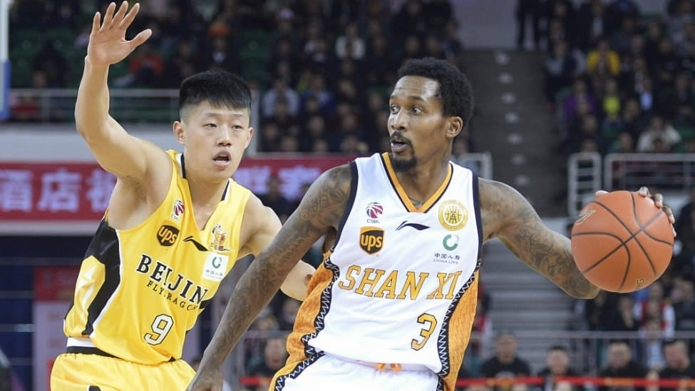 Brandon Jennings Chinese Basketball Association