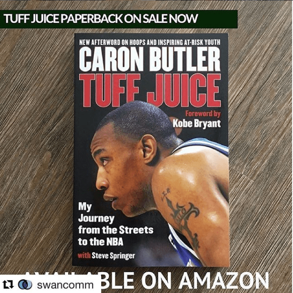 Caron Butler NBA player