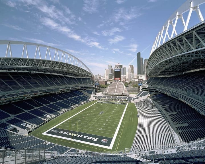centurylink field seattle seahawks