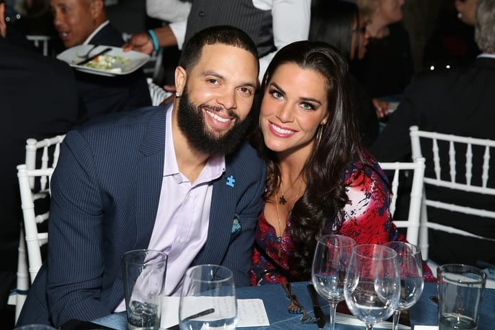 deron Williams wife
