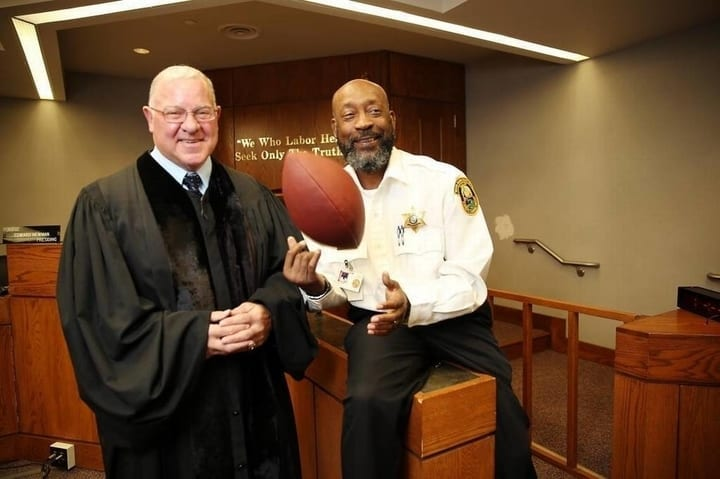 ed newman tony nathan dolphins court lawyer