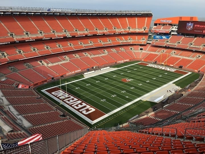 firstenergy stadium cleveland browns