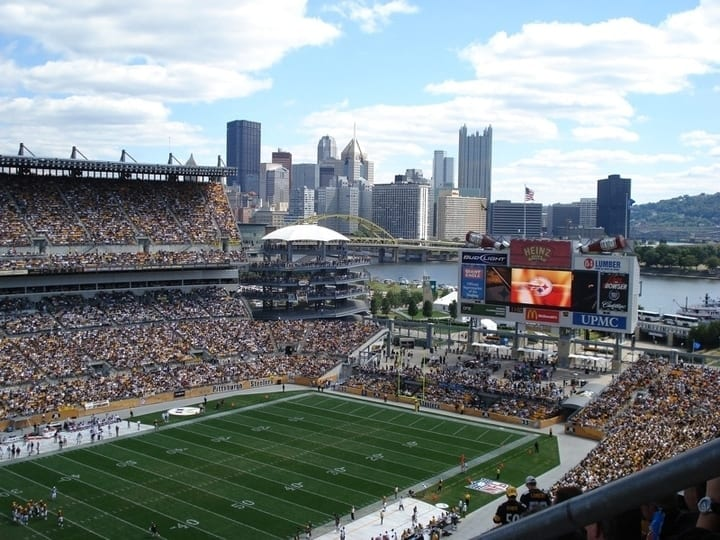heinz field pittsburgh steelers