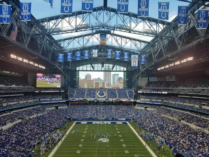 lucas oil stadium indianapolis colts