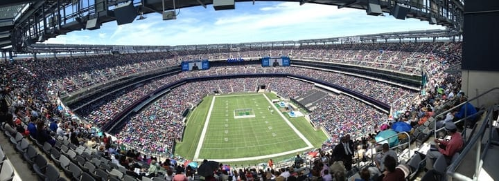 metlife stadium new york giants jets