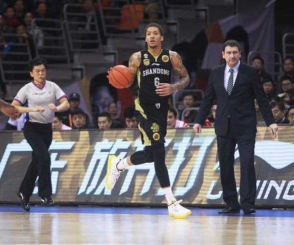 Michael Beasley Chinese Basketball Association