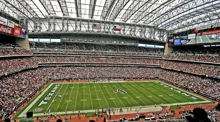 nrg stadium houston texans