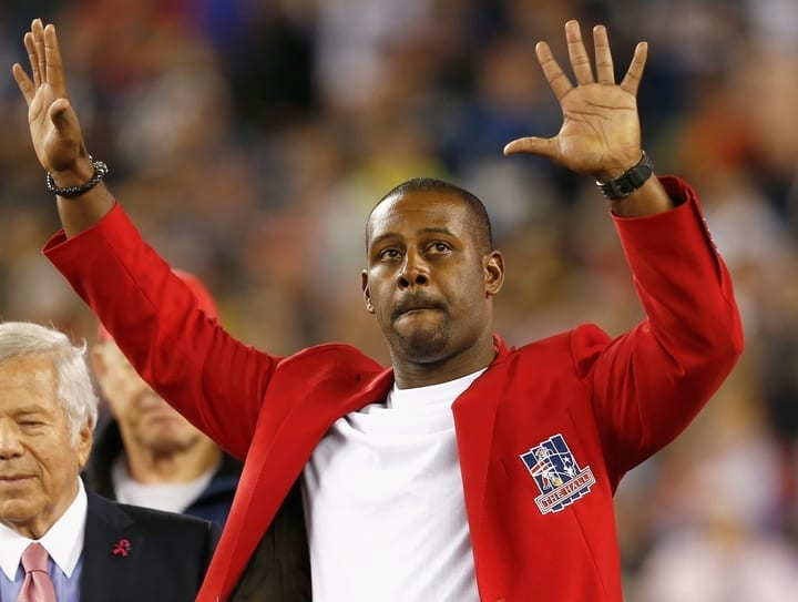ty law patriots nfl