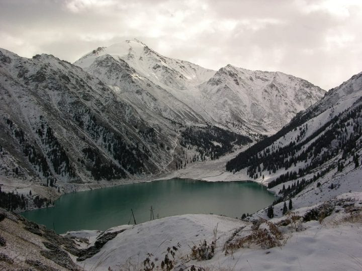 a lake that you should probably avoid
