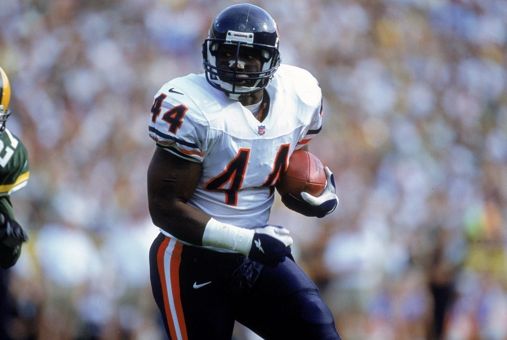 Curtis Enis Chicago Bears