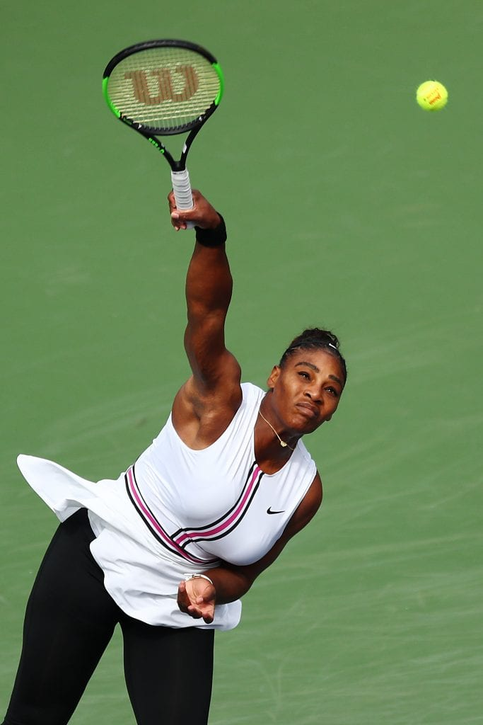 serena williams greatest female tennis player
