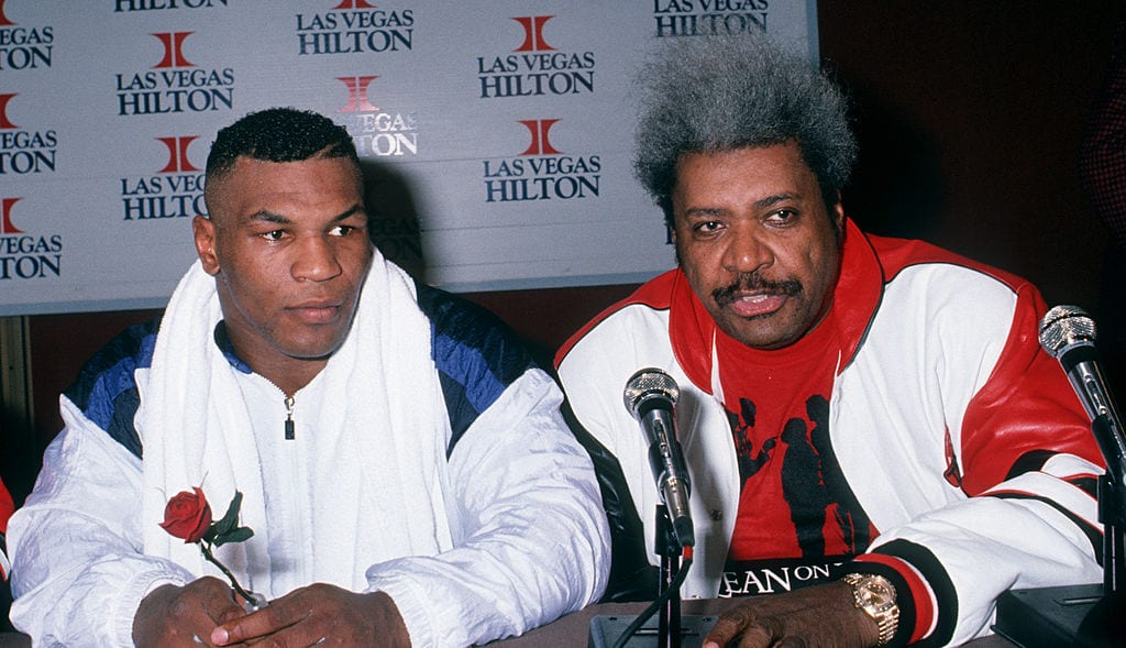mike tyson don king