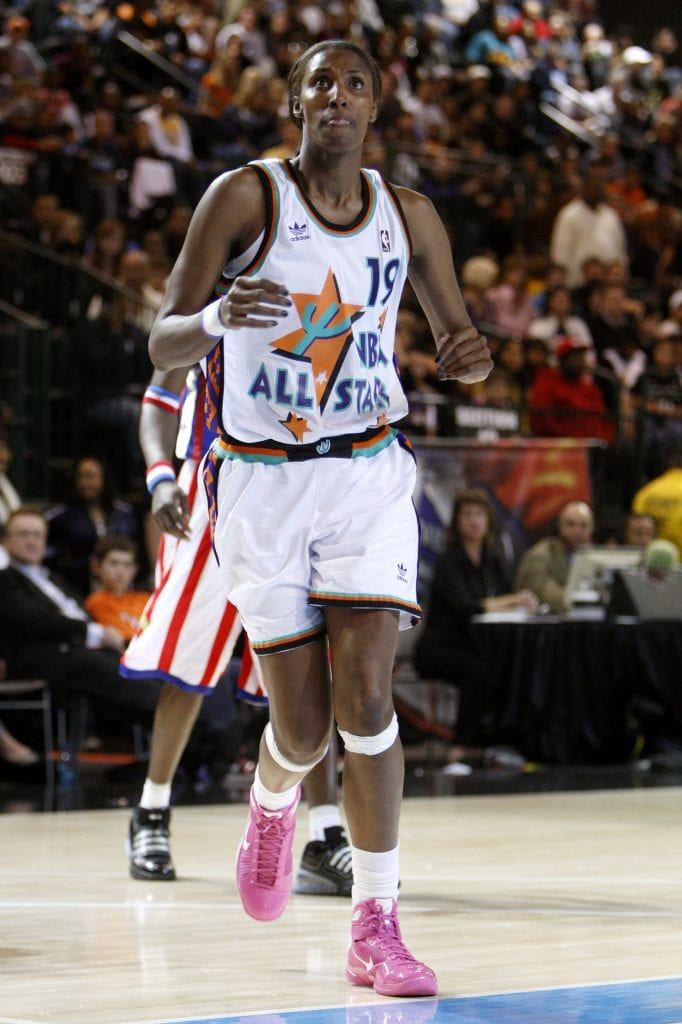 lisa leslie wnba hall of fame