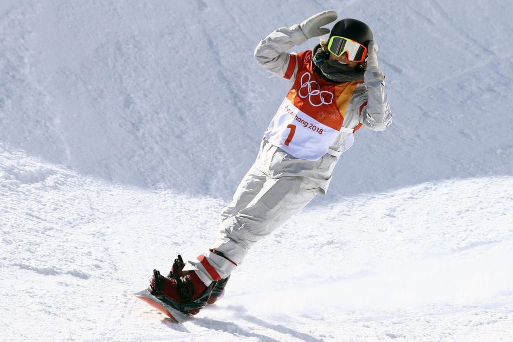 Chloe Kim winter olympics